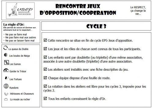 Connu Jeux d'opposition [cycles 3] 2017 - USEP Bonneville Pays Rochois BQ87
